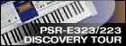 PSR-E323/223 Discovery Brochure