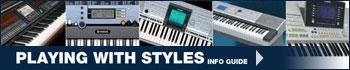 clavinova keyboard